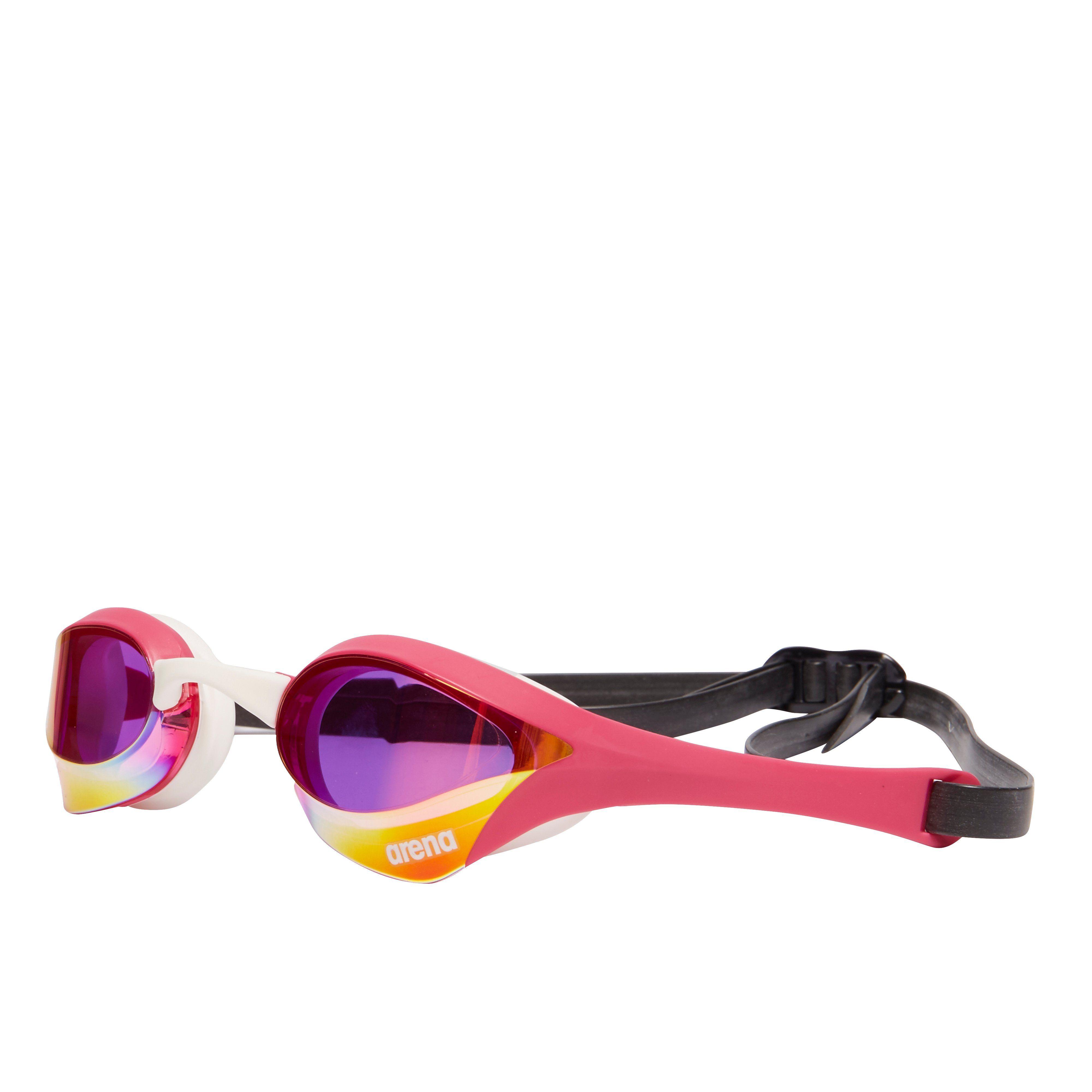 Arena Cobra Ultra Mirrored Women's Goggles