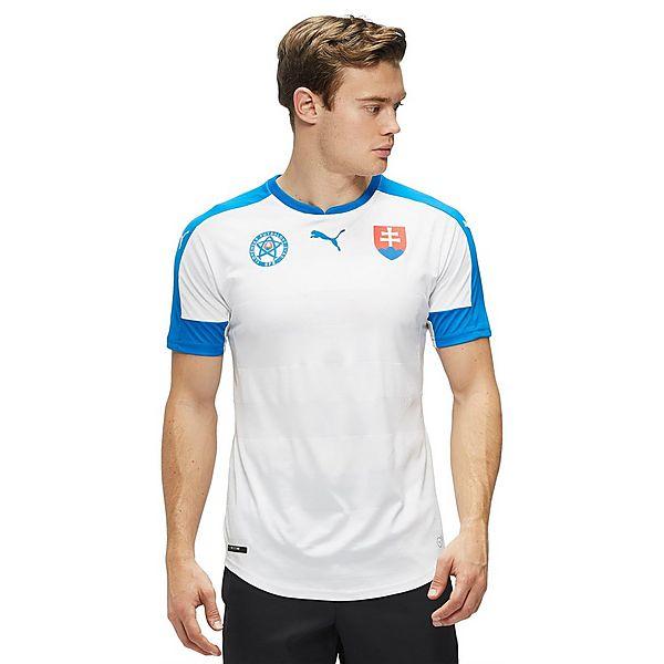 PUMA Slovakia 2016 Home Shirt