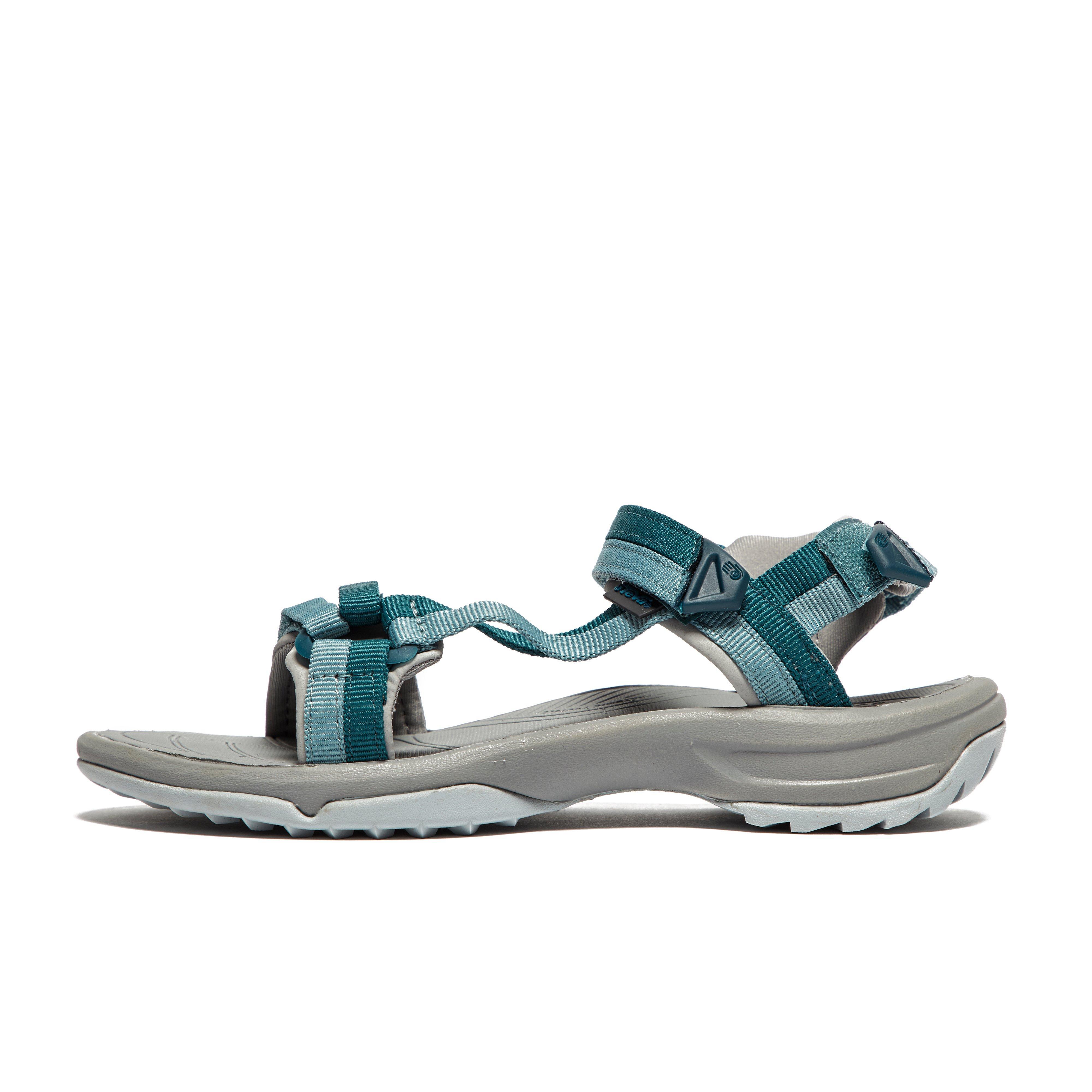 faf1ecda9162 Details about New Teva Terra Fi Lite Women s Walking Outdoor Footwear  Sandals Green