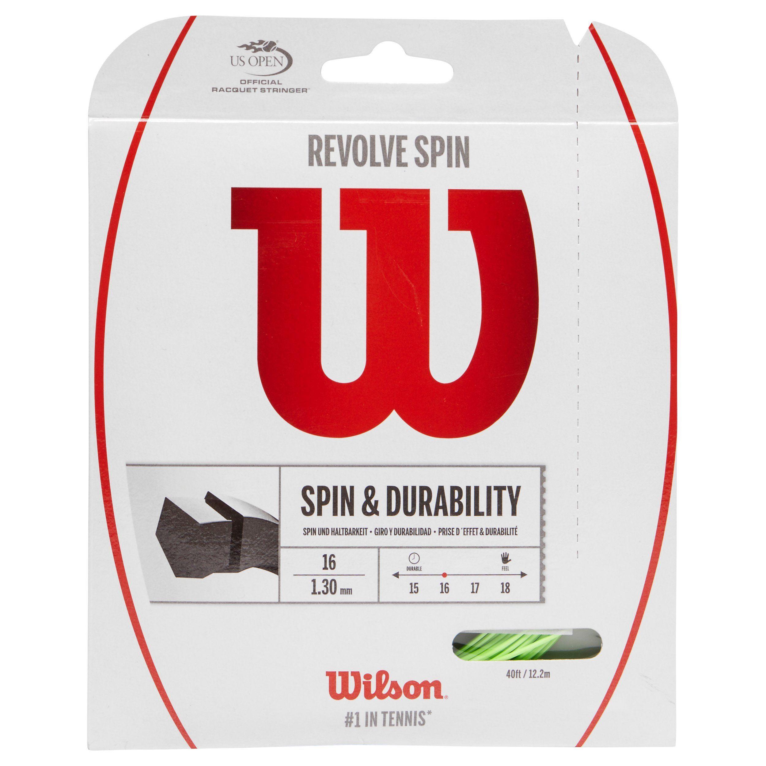 Wilson Revolve Spin String (12.2m)