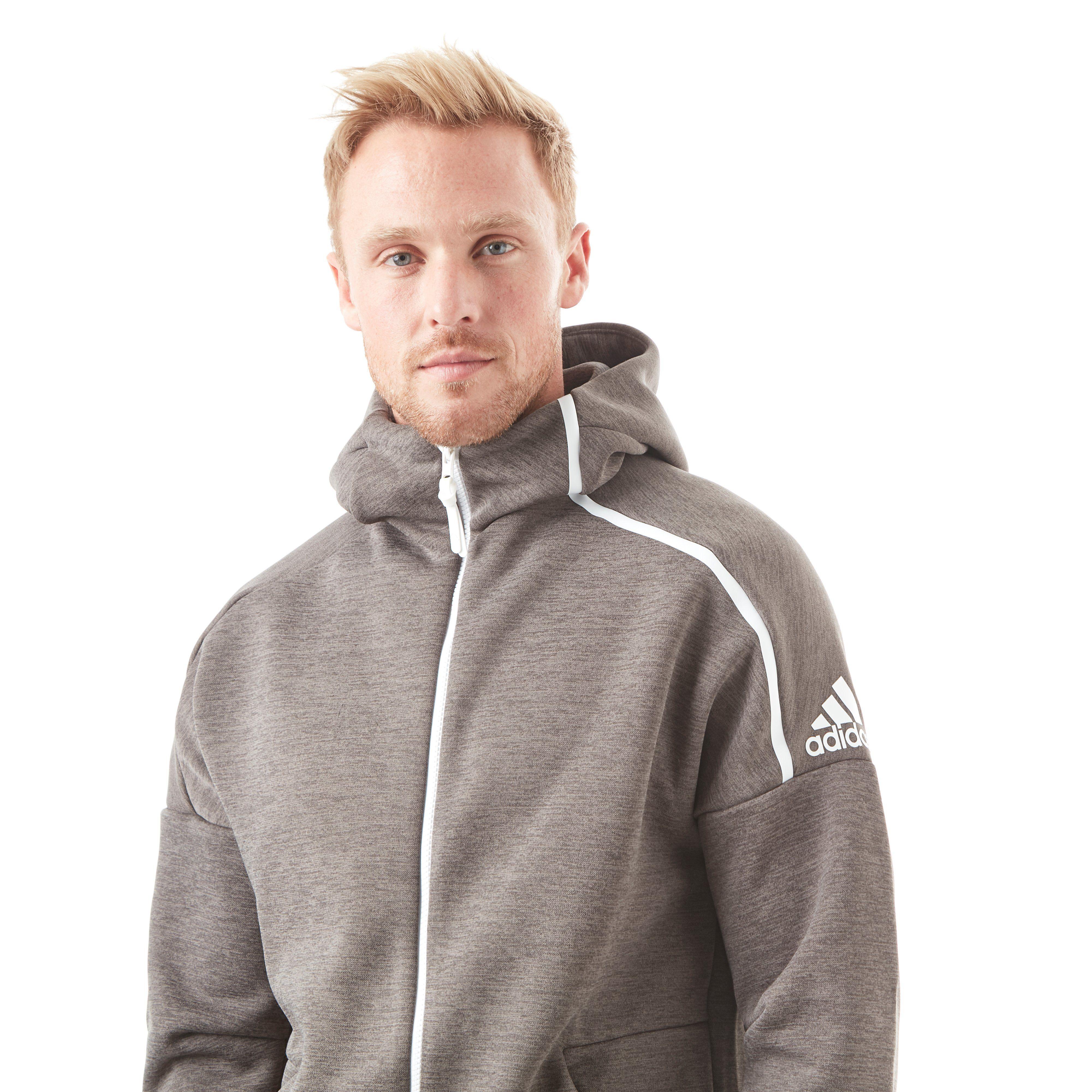 adidas Z.N.E Men's Tennis Hooded Jacket