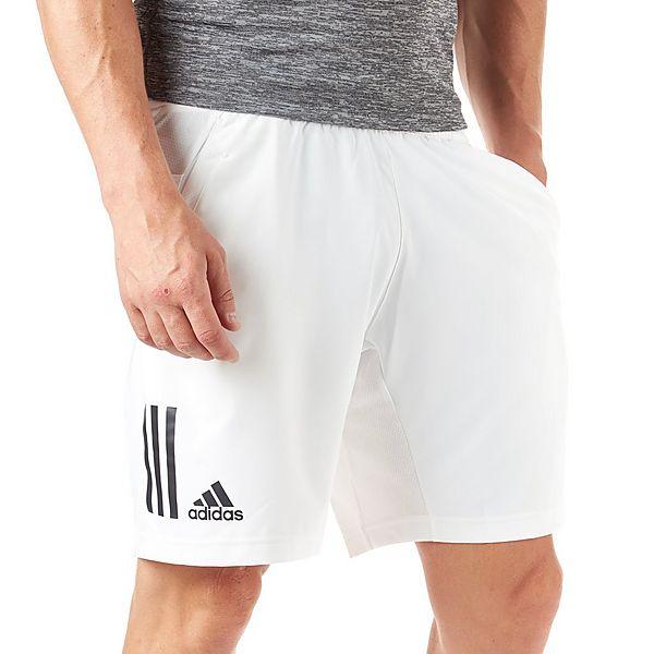 f03e500803db adidas 3-Stripes Club Men's Tennis Shorts | activinstinct