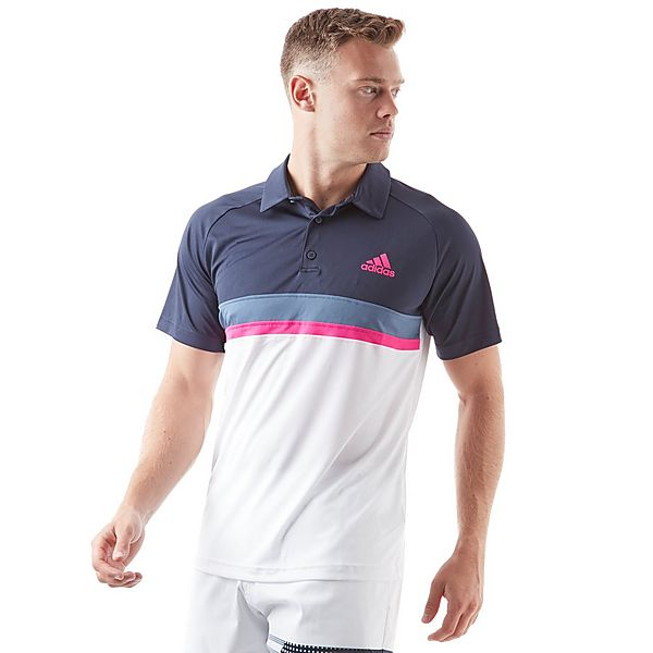 20b2676b9a adidas Club Colourblock Men's Tennis Polo Shirt   activinstinct