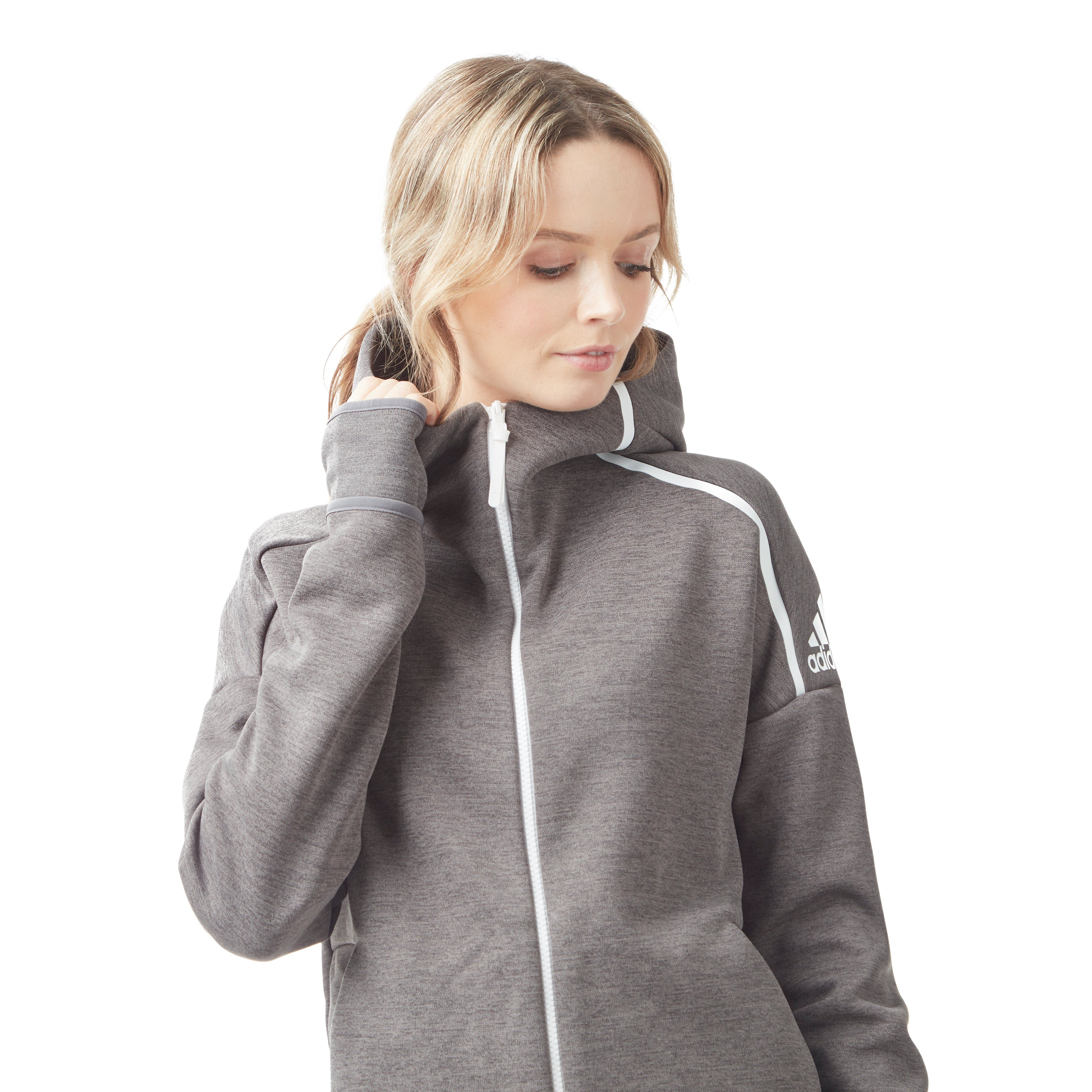 adidas Z.N.E Women's Tennis Hooded Jacket