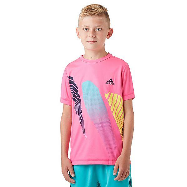adidas Seasonal Junior Tennis T-Shirt