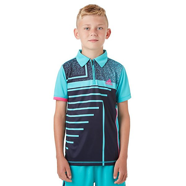 adidas Seasonal Junior Tennis Polo Shirt