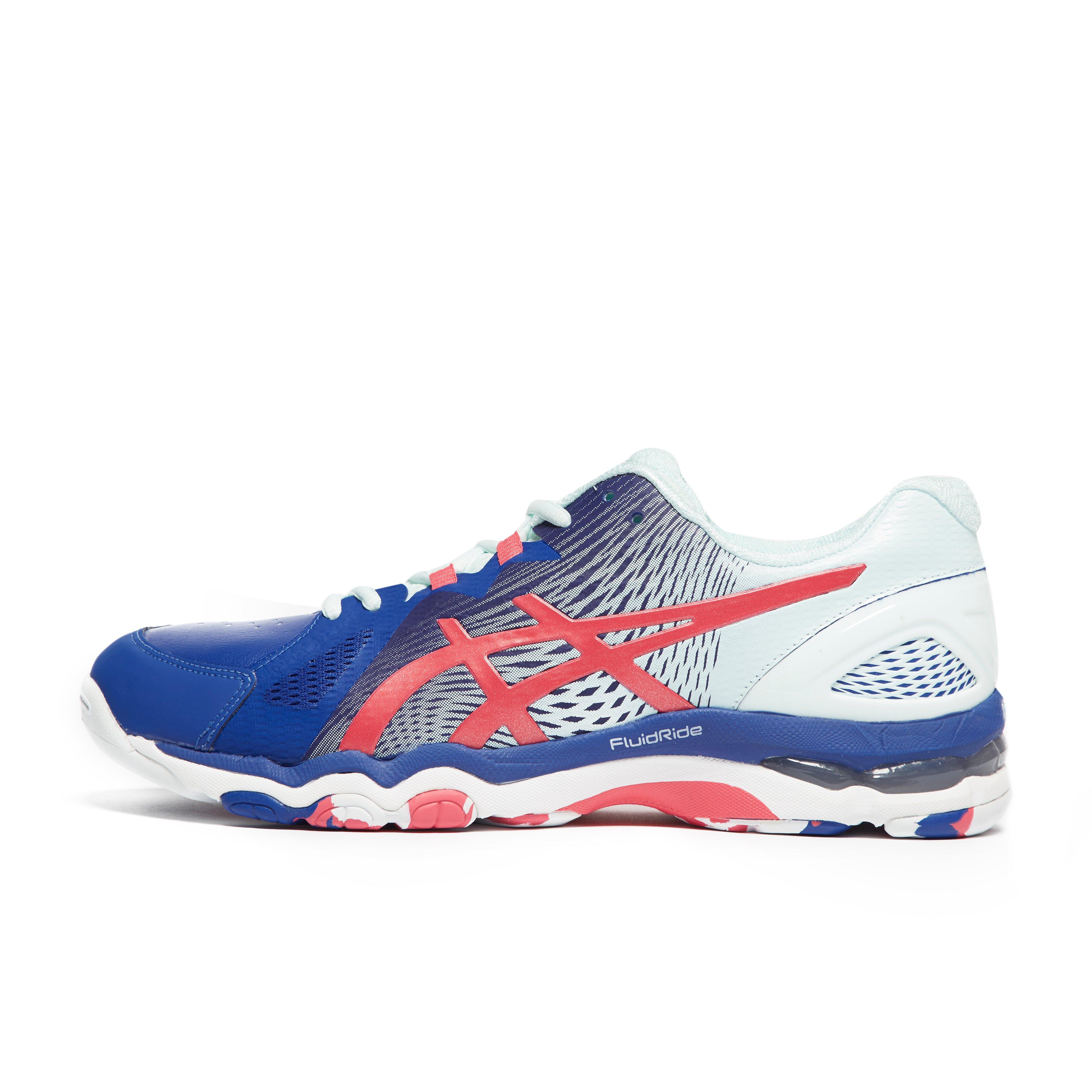Details about Asics Gel-Netburner Super 8 Women s Netball Shoes Blue 6589a9bac4ea