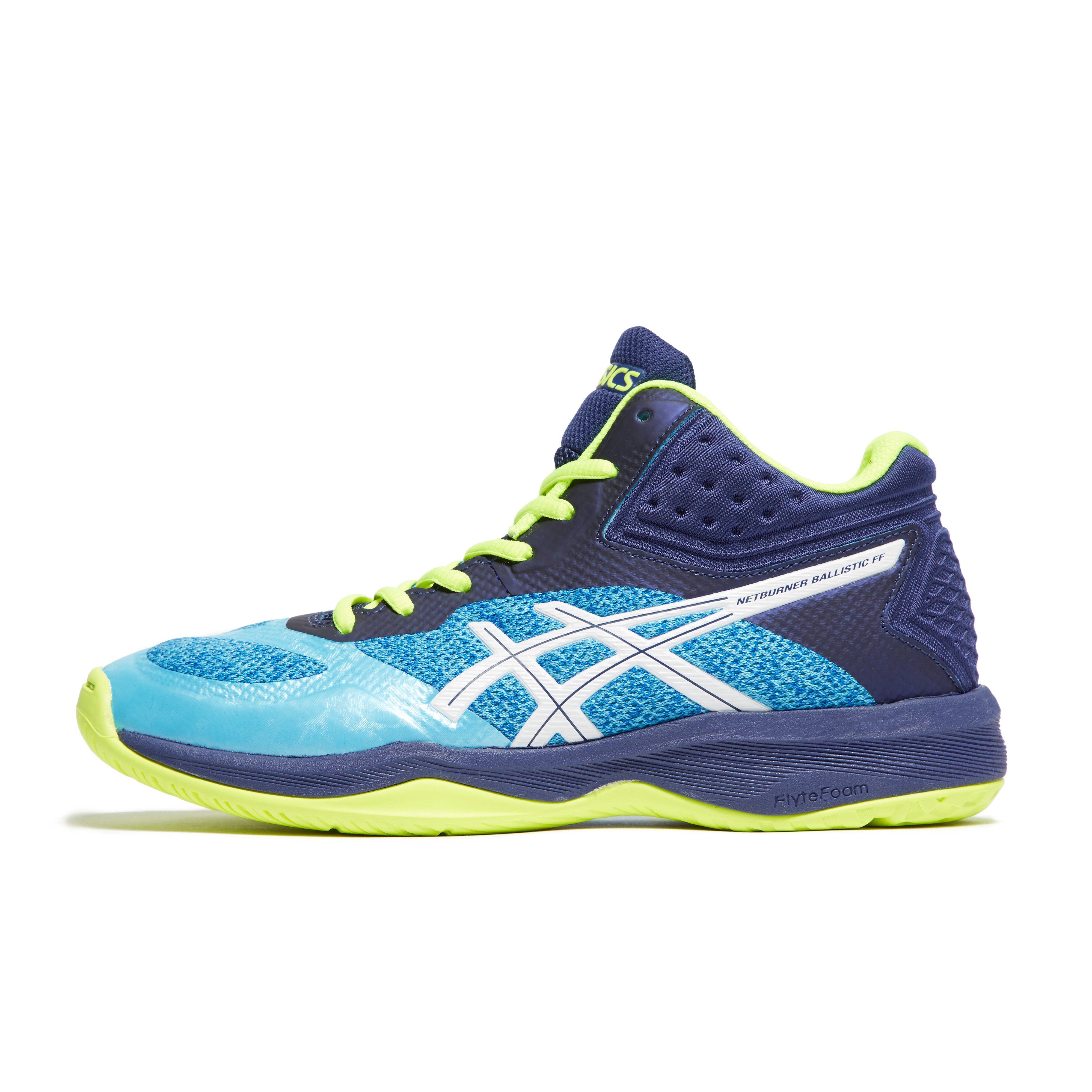 ASICS Netburner Ballistic FF MT Women's Netball Shoes