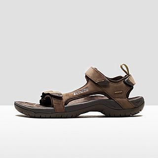 Teva Tanza Leather Men's Walking Sandals