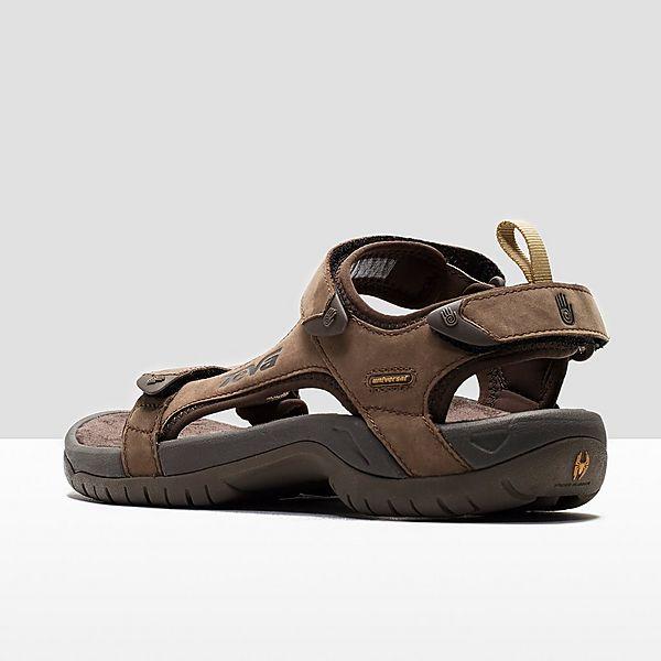 78111cee3b047e Teva Tanza Leather Men s Walking Sandals