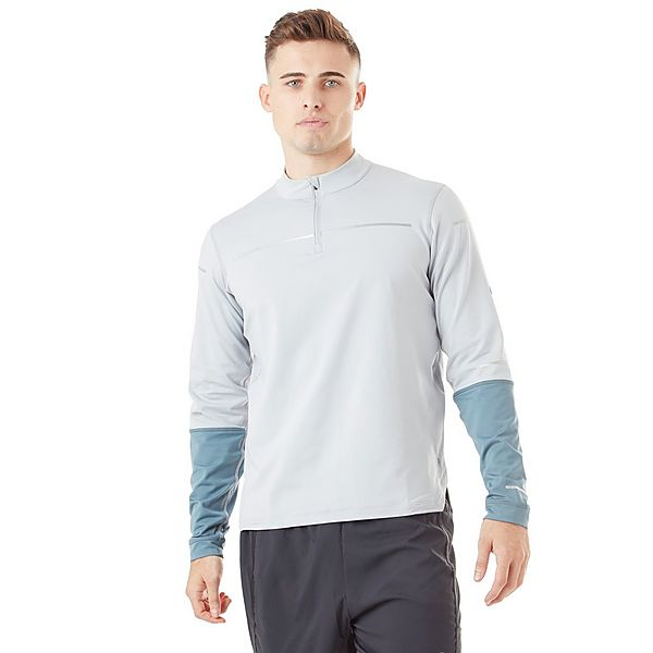 ASICS Lite-Show Winter Long Sleeve ¼ Zip Men's Training Top