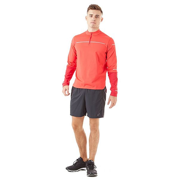 ASICS Lite-Show Winter Long Sleeve ¼ Zip Men's Training Top