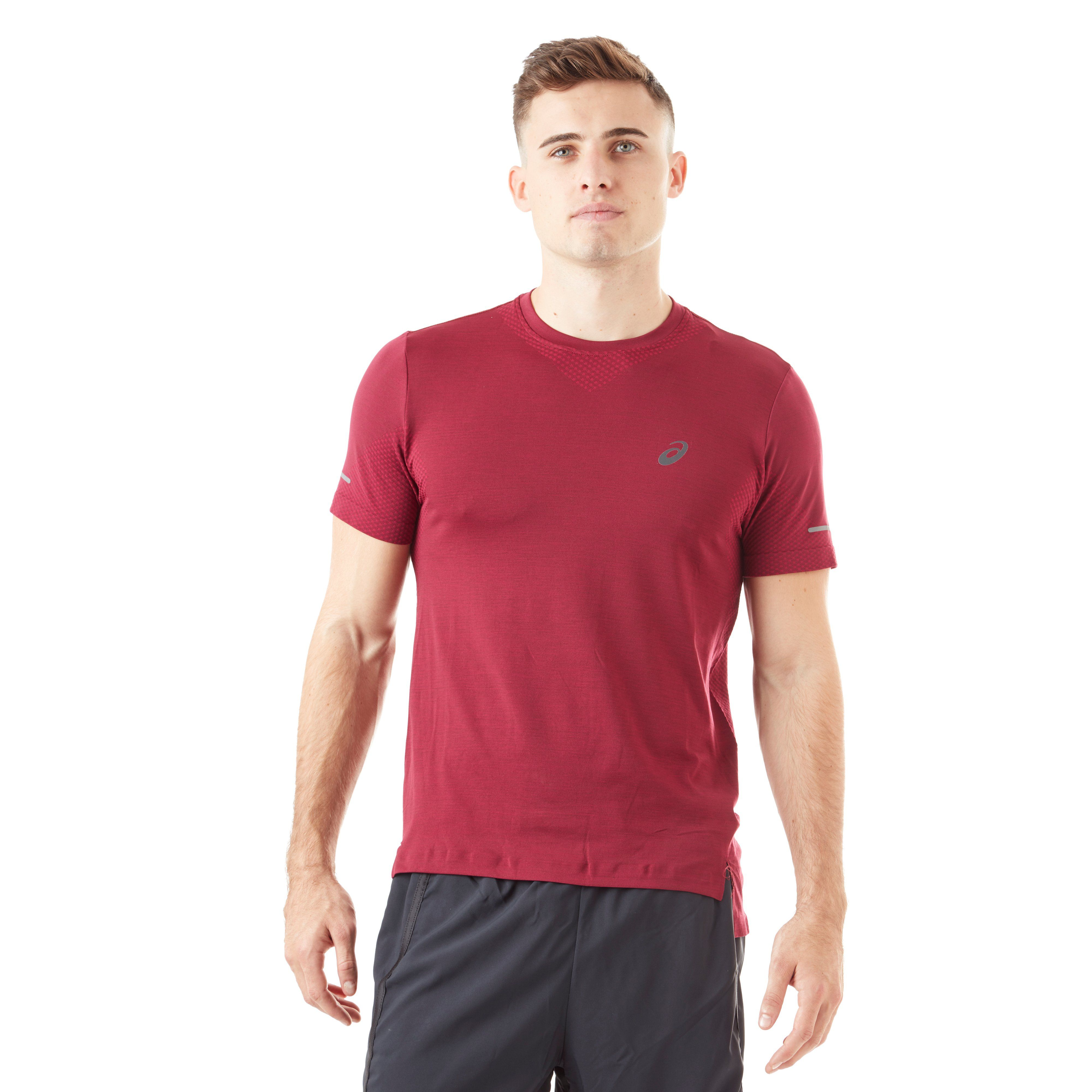 ASICS Seamless Men's Running Top
