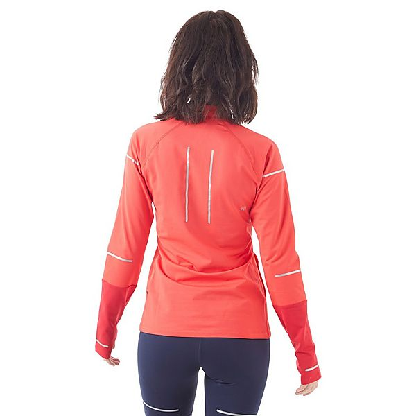 ASICS Lite-Show Winter Long Sleeve ½ Zip Women's Top