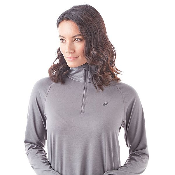 ASICS Thermopolis Long Sleeve ½ Zip Women's Running Top