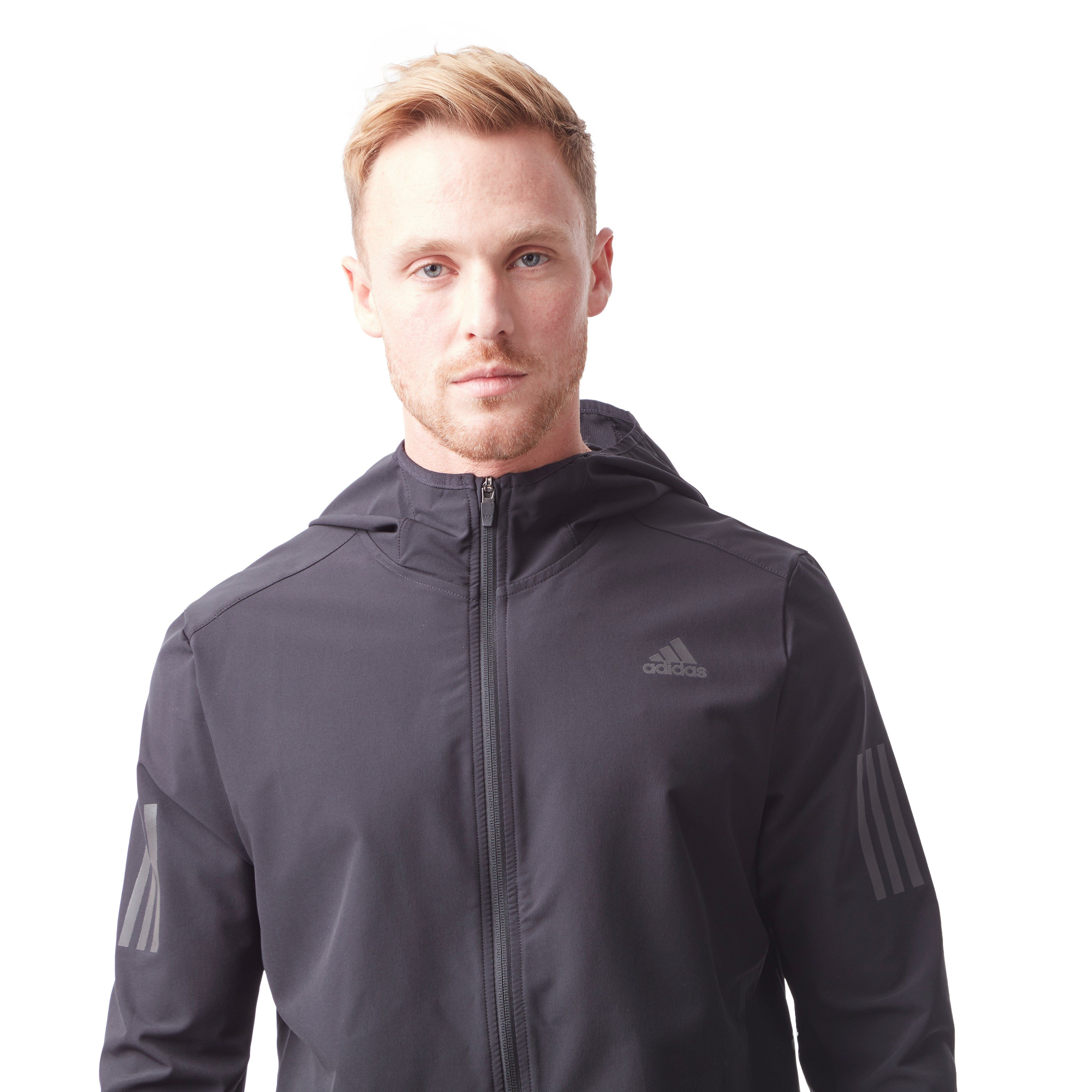 adidas Response Men's Running Jacket