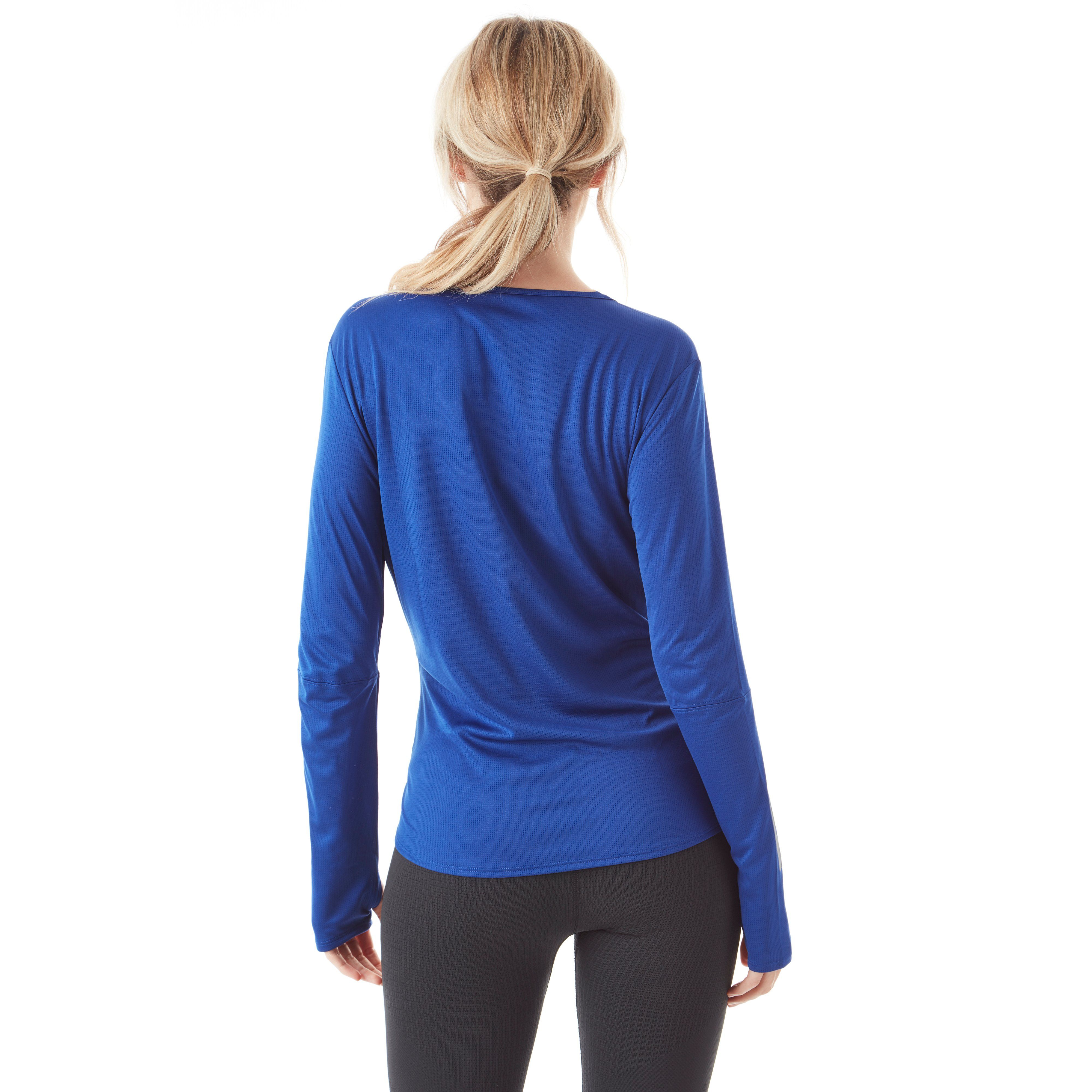 adidas Response Long Sleeve Women's Running T-Shirt
