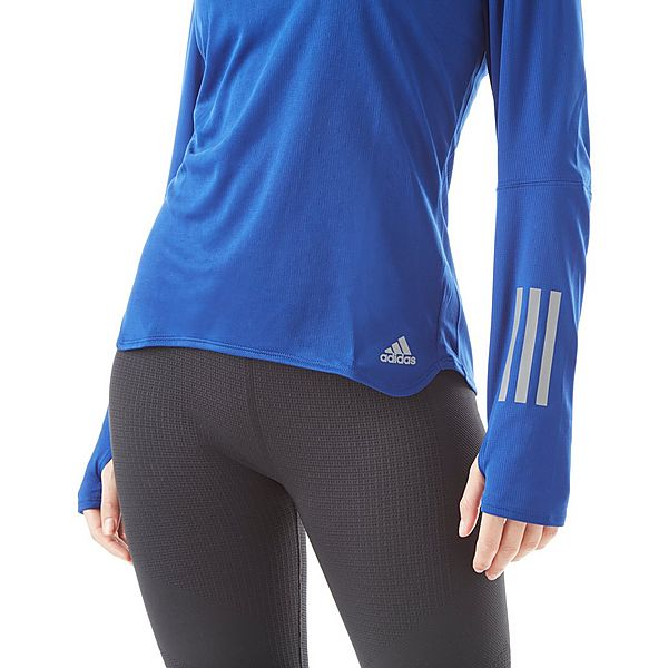 adidas Response Long Sleeve Women's Running T-Shirt