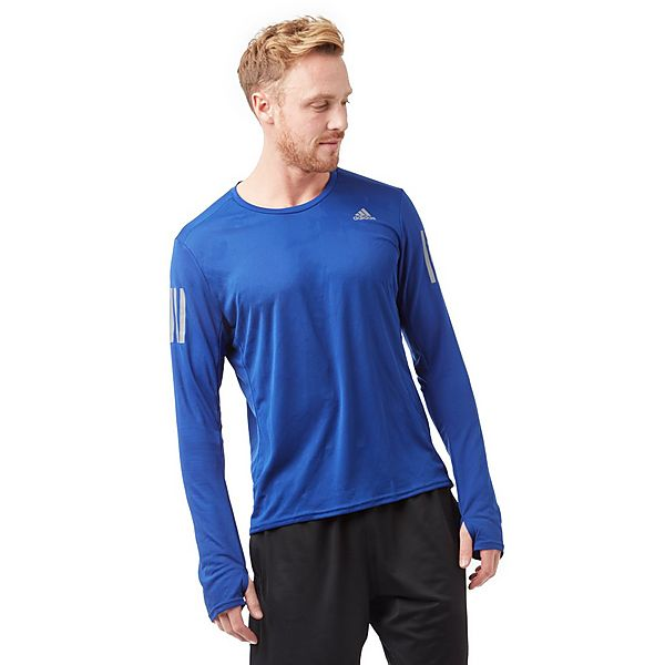Response ShirtActivinstinct Men's Sleeve Running T Long Adidas lcTJFK1