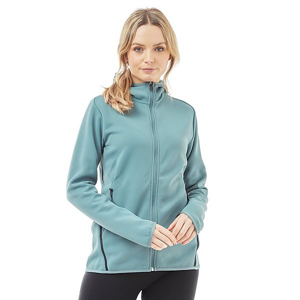 the latest 65f8a fe957 adidas FreeLift Climaheat Womens Hooded Jacket