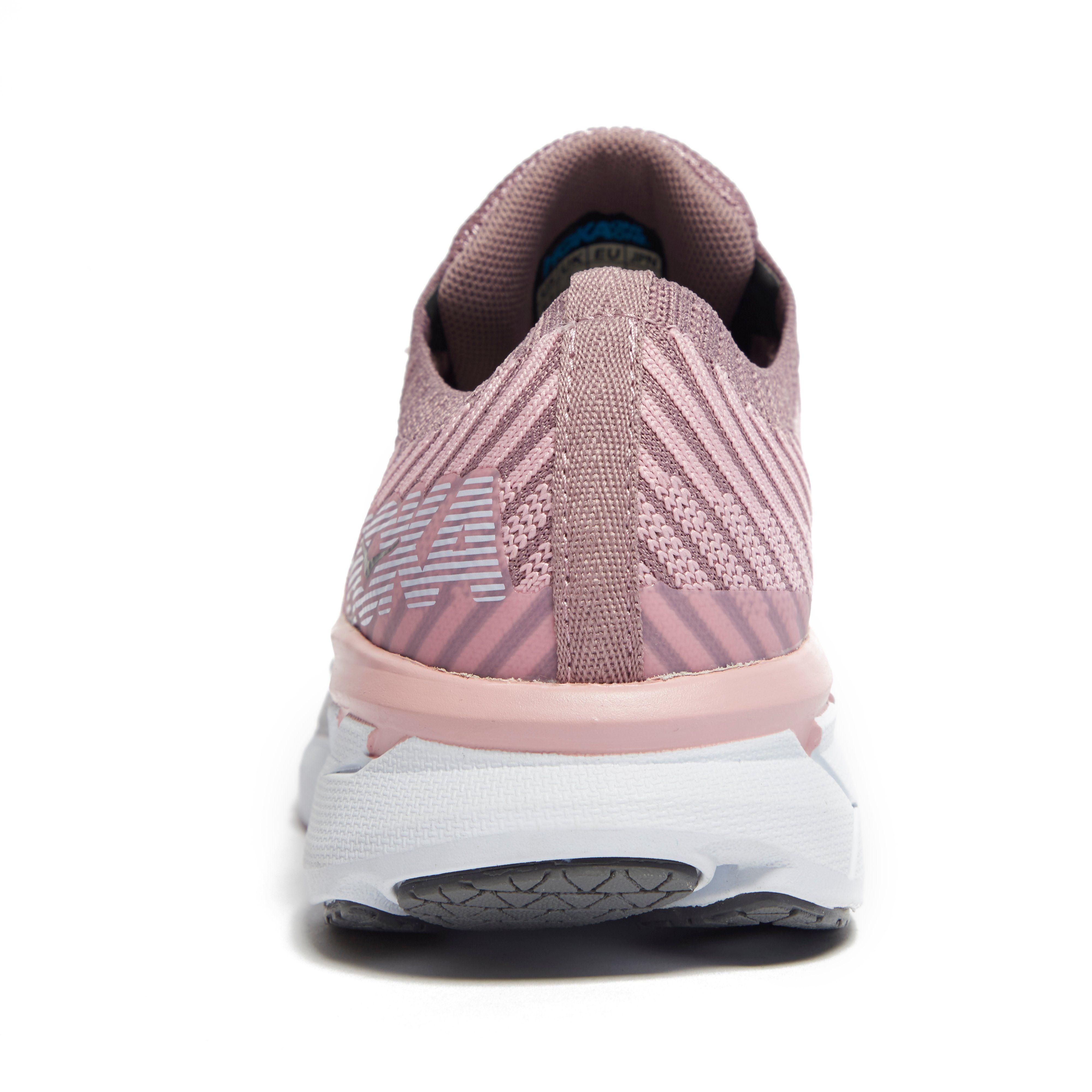 Hoka One One Clifton 5 Knit Women's Running Shoes