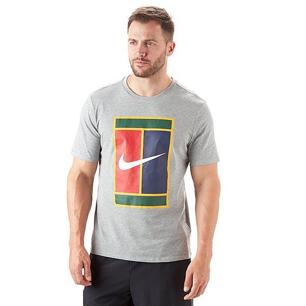 Nike Court Heritage Logo Men s Tennis T-Shirt  b07c09ef978