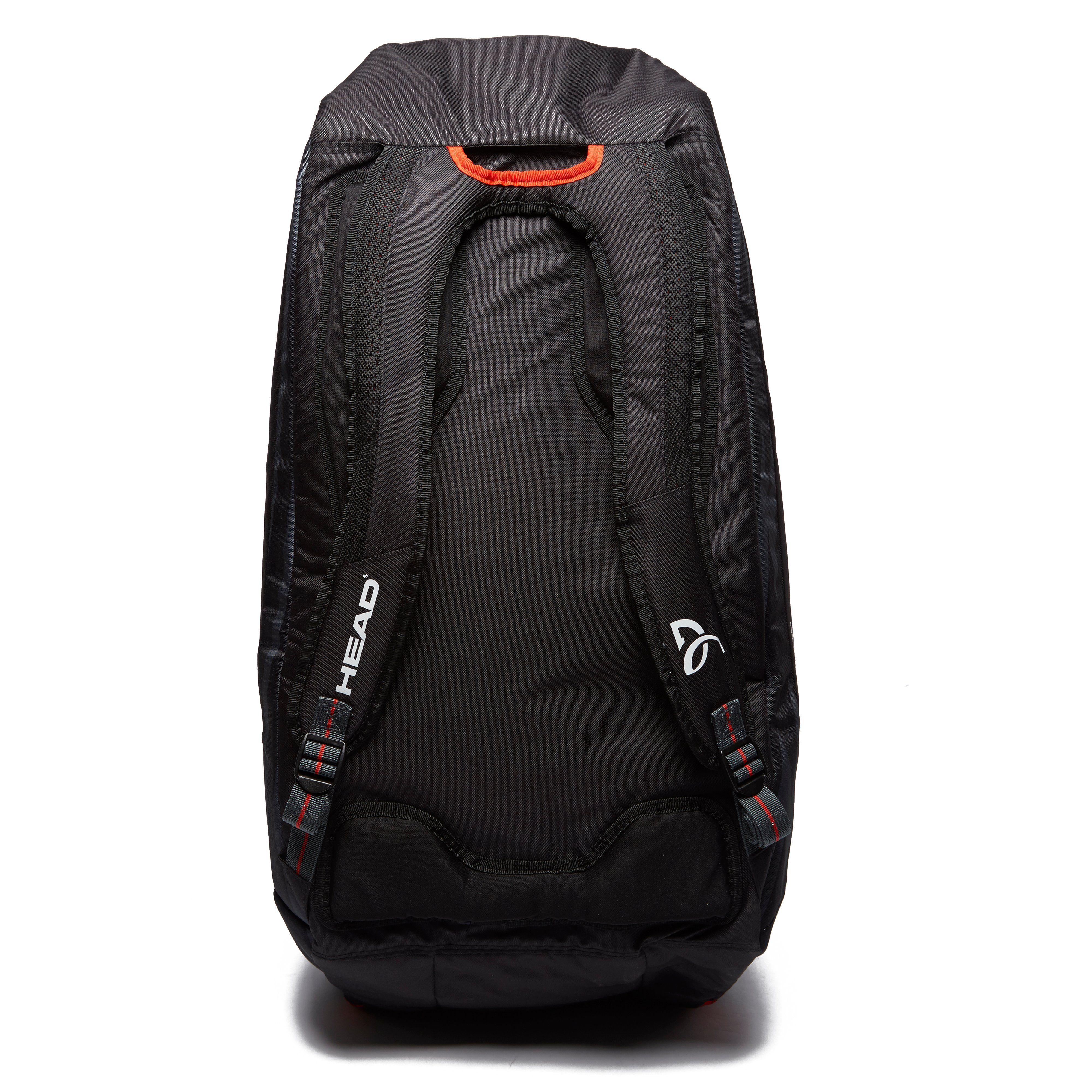 Head Djokovic Supercombi x9 Racket Bag