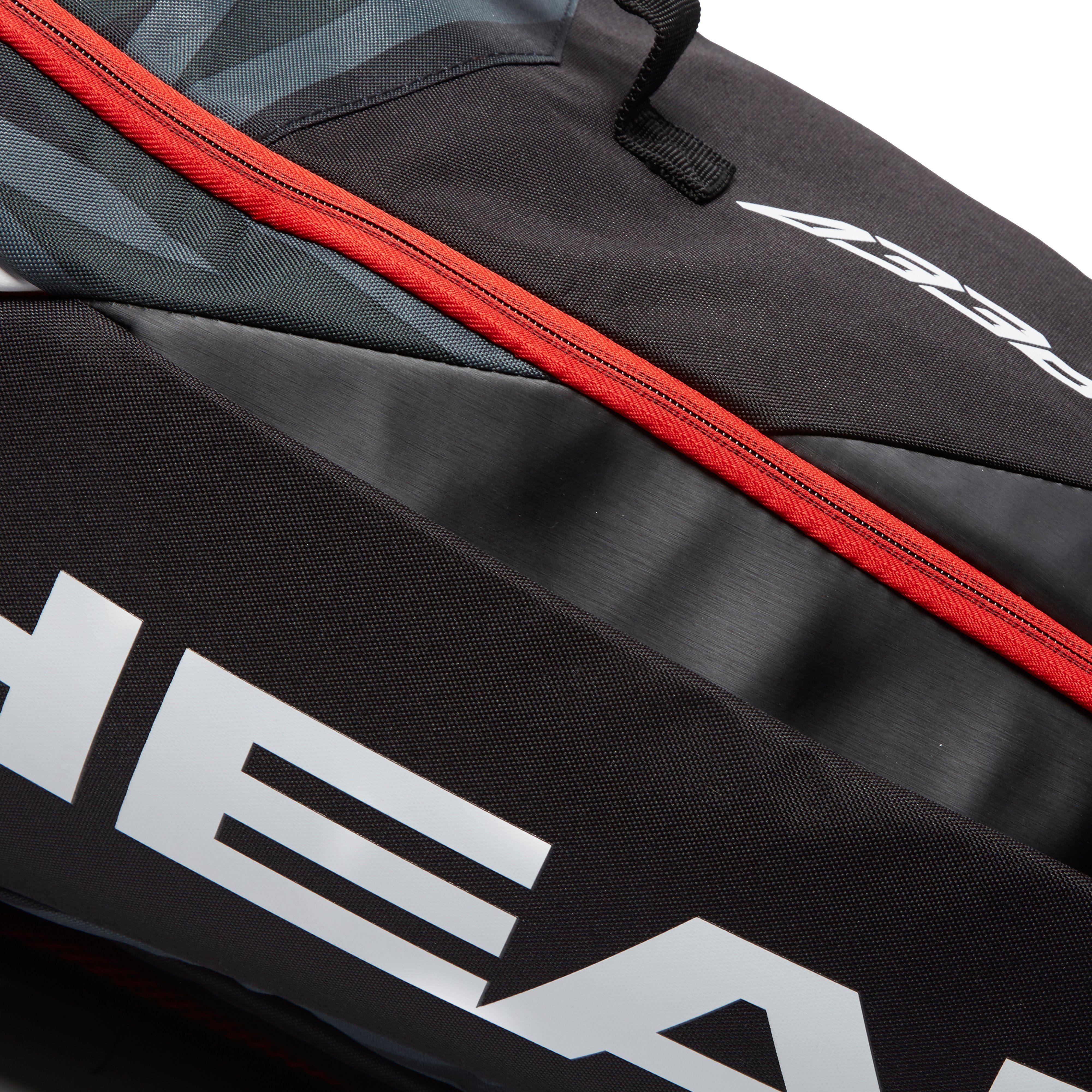 Head Djokovic x6 Combi Racket Bag
