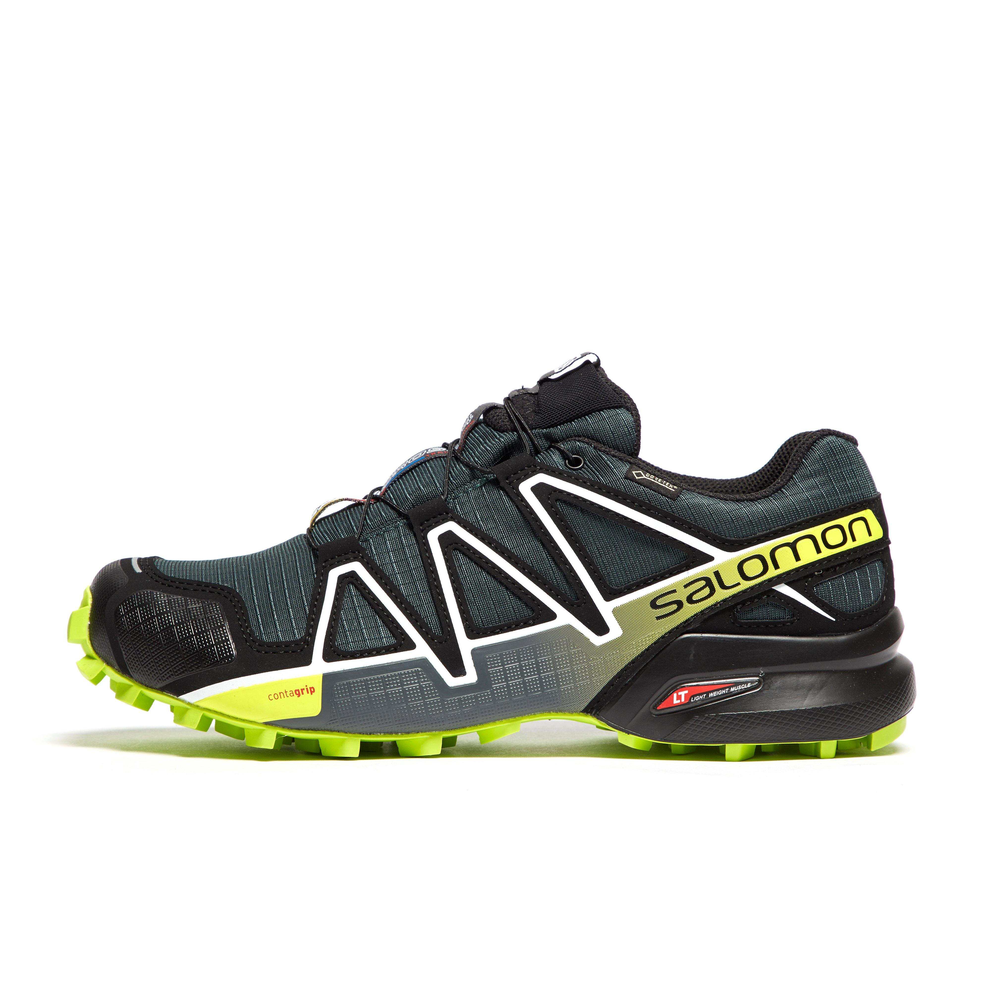 new product ae389 47f0f Details about Salomon Speedcross 4 GTX Men s Trail Running Shoes