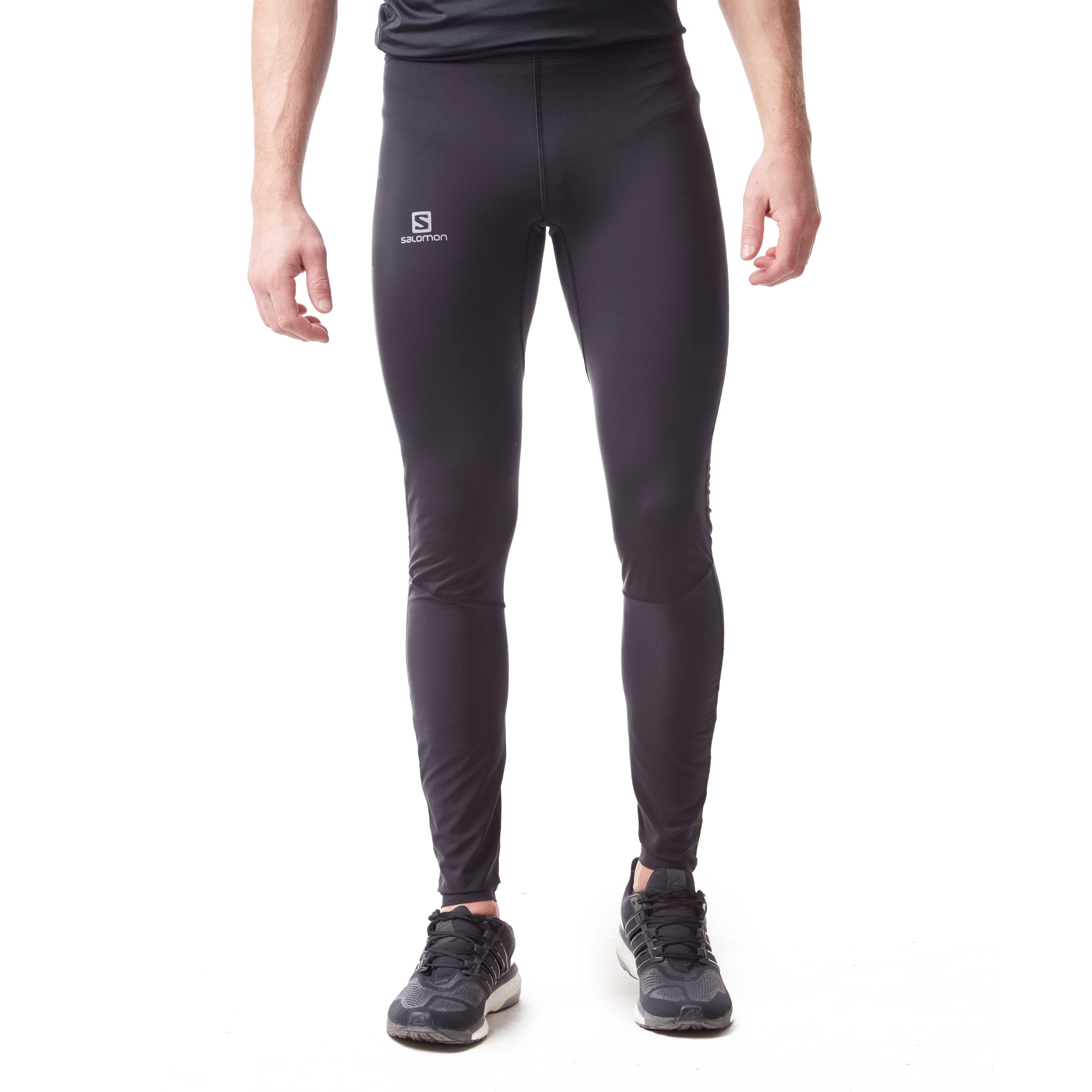 Salomon Agile Warm Men's Running Tights