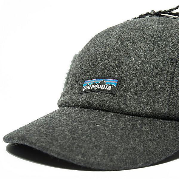 ee73c2b5f68 Patagonia Wool Flap Cap