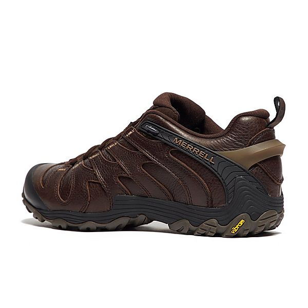 purchase newest cheap search for original Merrell Cham 7 Slam Luna Leather Men's Walking Shoes ...