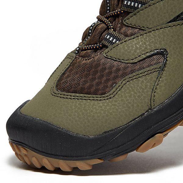 5829c02884b Merrell Chameleon 7 Mid A/C Waterproof Junior Walking Boots | activinstinct