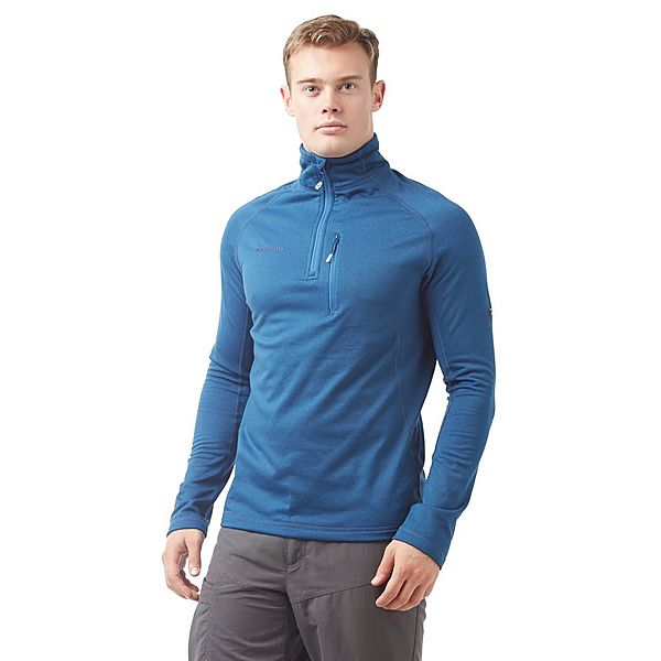 size 40 f3f0c b962e Mammut Runbold Midlayer Pullover ½ Zip Men's Fleece | activinstinct