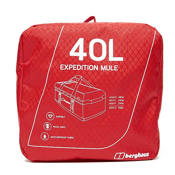 68ff969d10a1 Berghaus Expedition Mule 40L Holdall