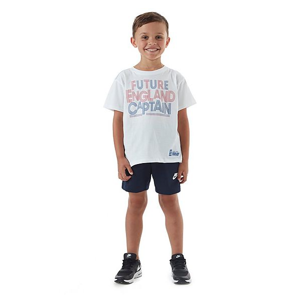 BrandCo Future England Captain Junior Cricket T-Shirt
