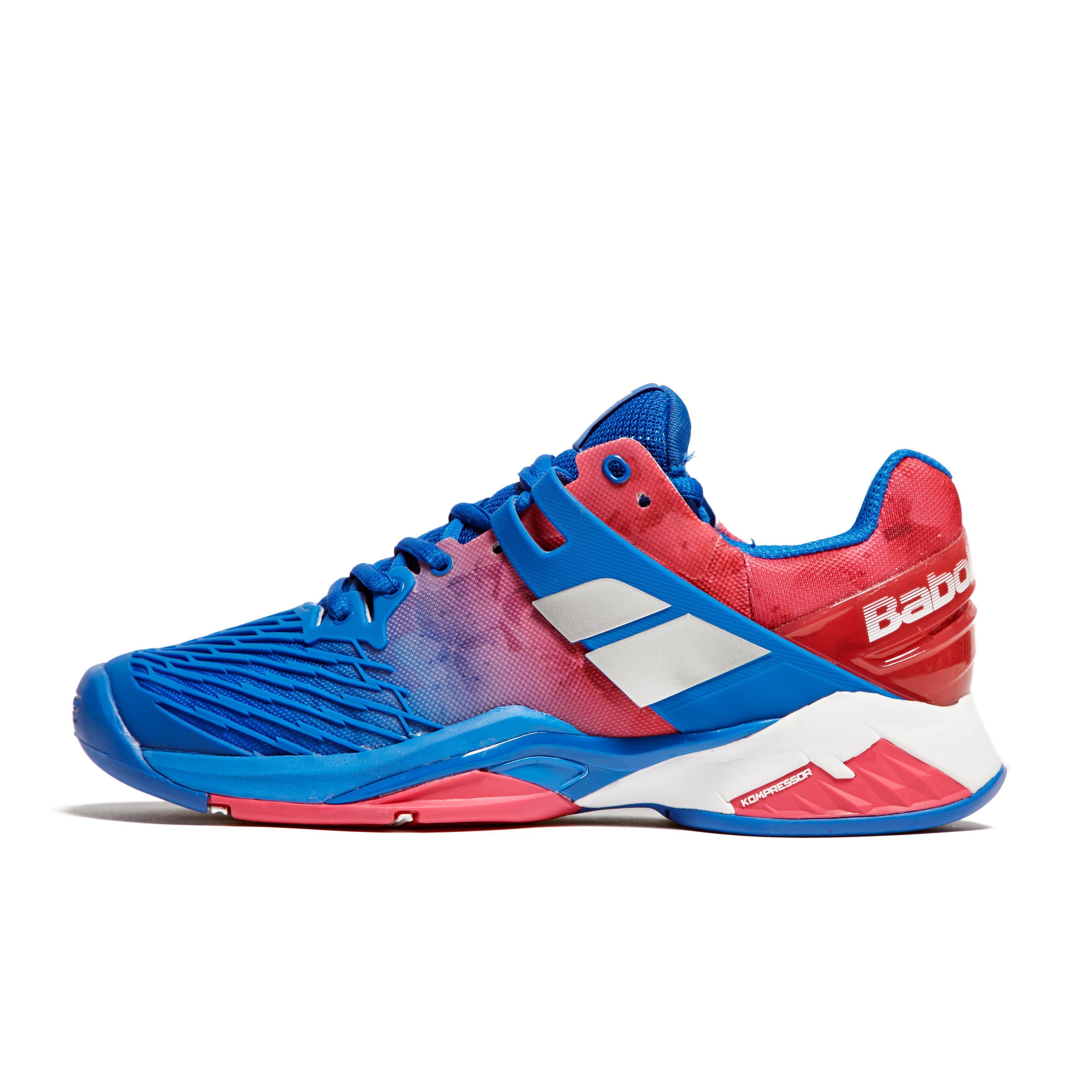 Babolat Tennis Shoes >> Details About Babolat Fury All Court Women S Tennis Shoes