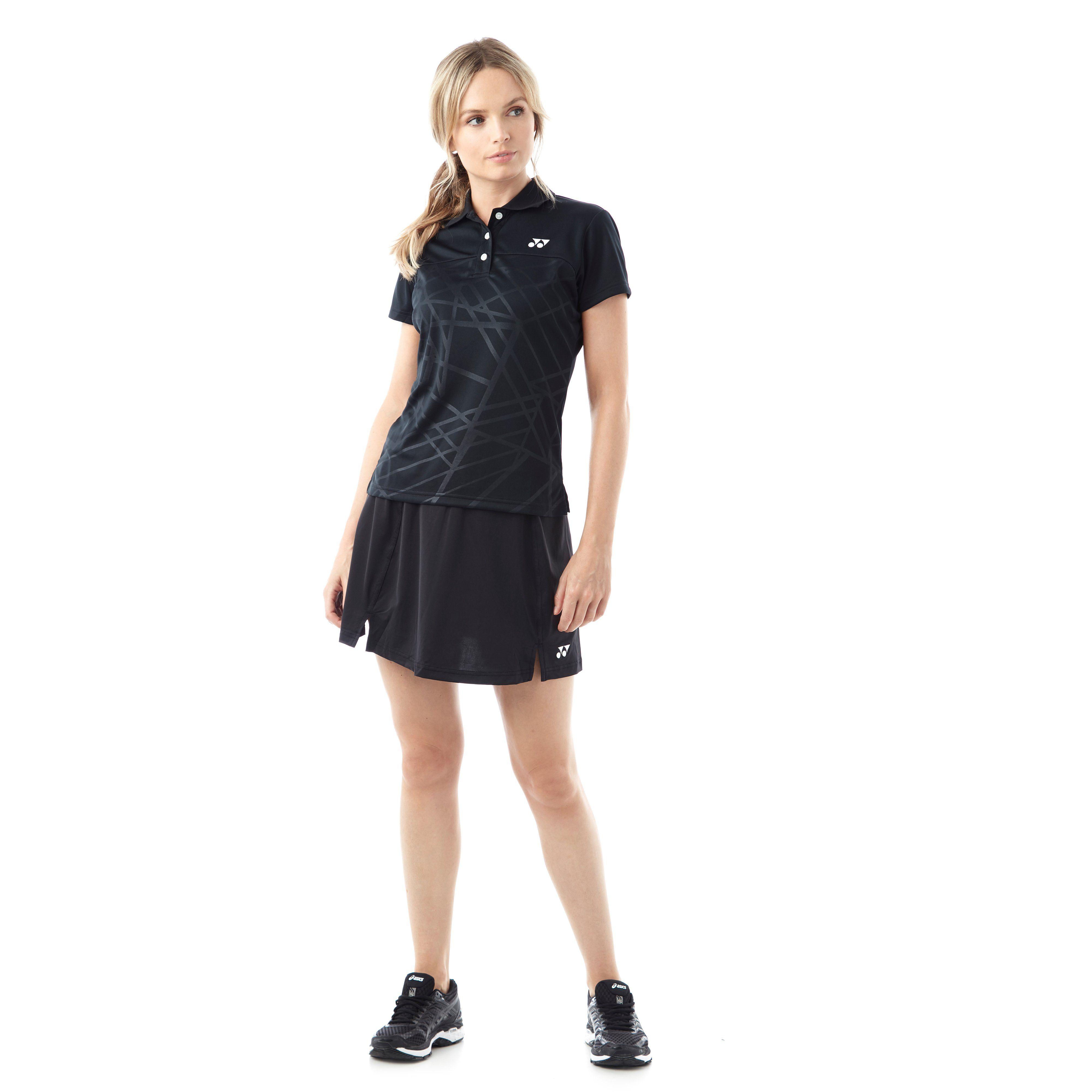 Yonex Women's Badminton Polo Shirt