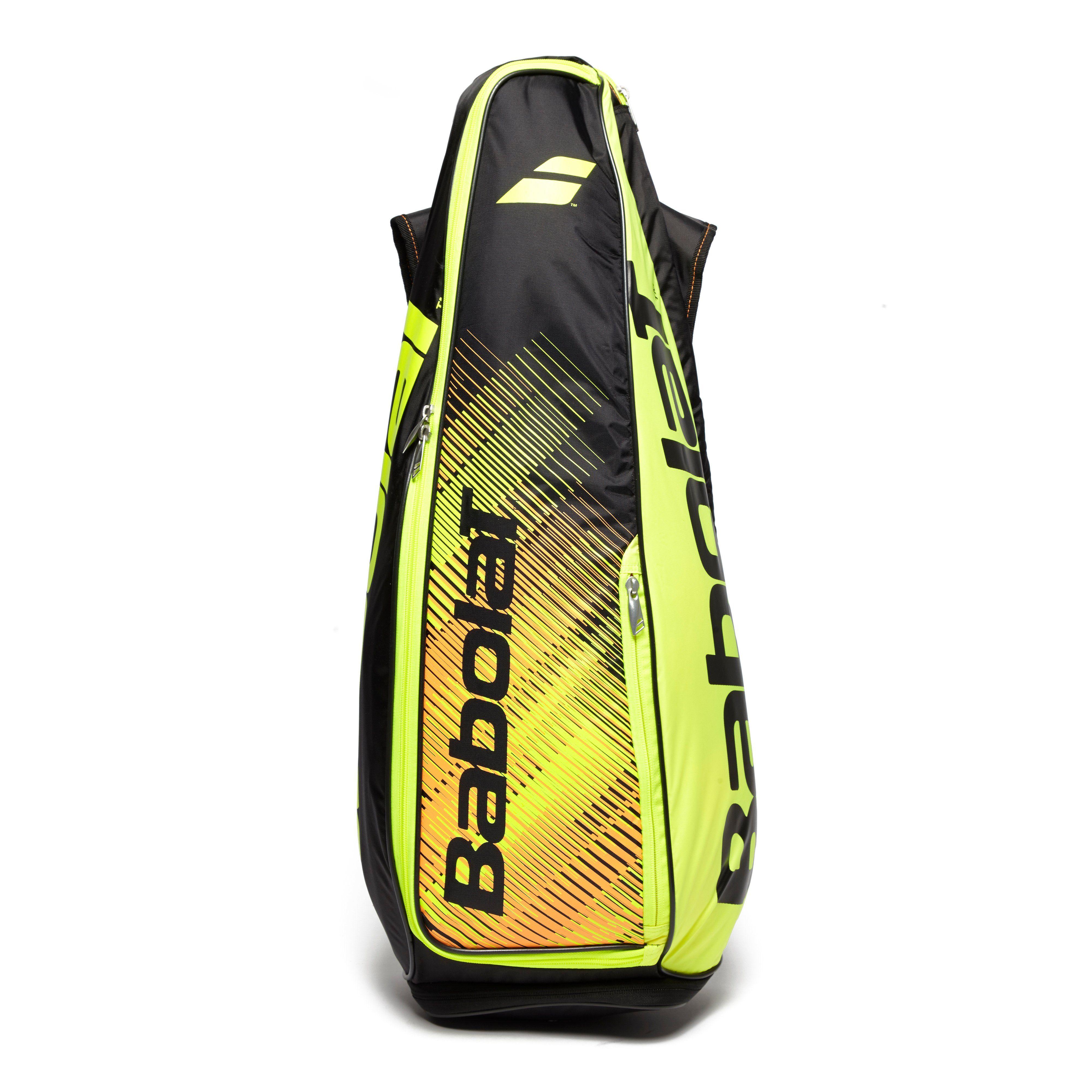 Babolat Backracq Badminton x8 Racket Bag