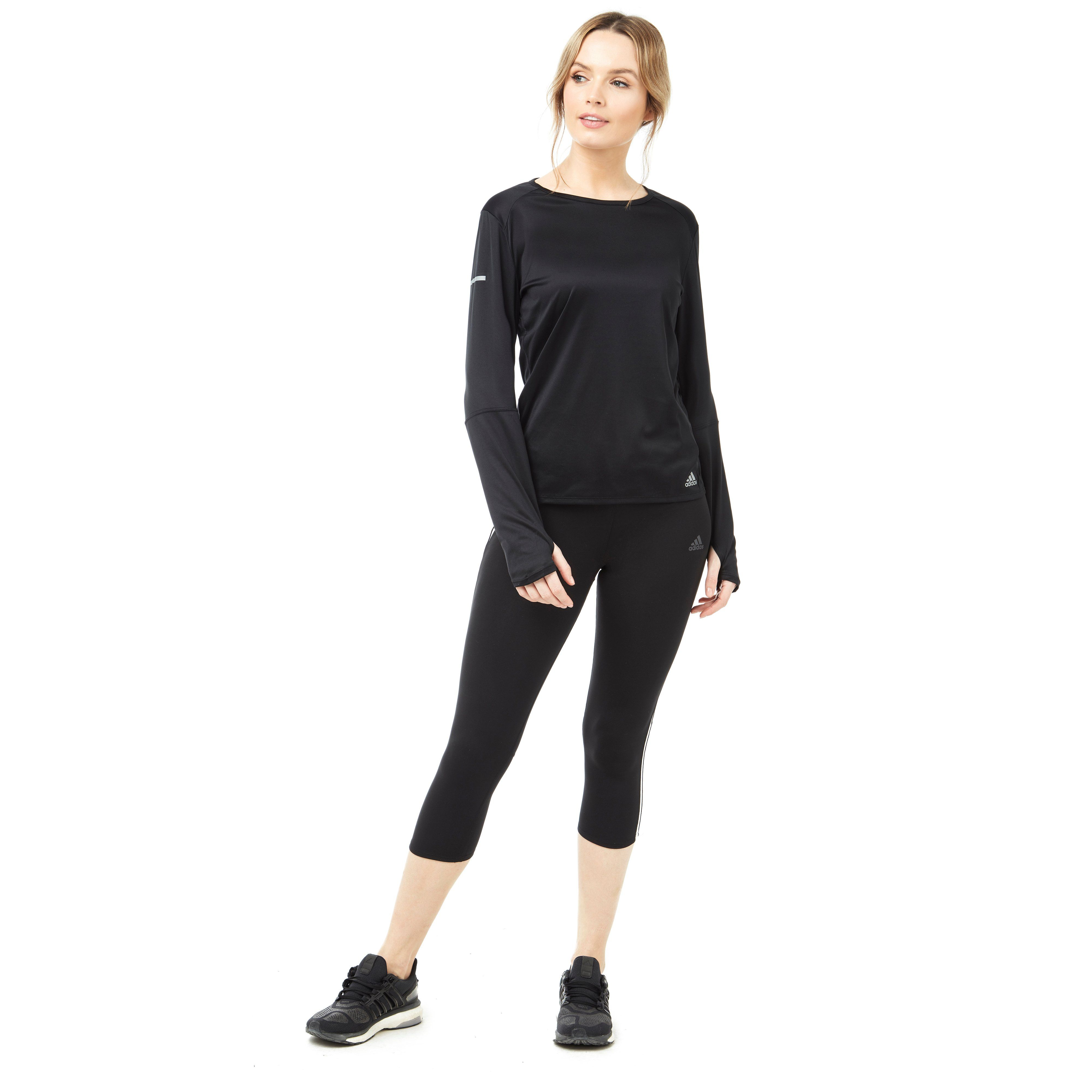 adidas Long Sleeve Women's Running Top