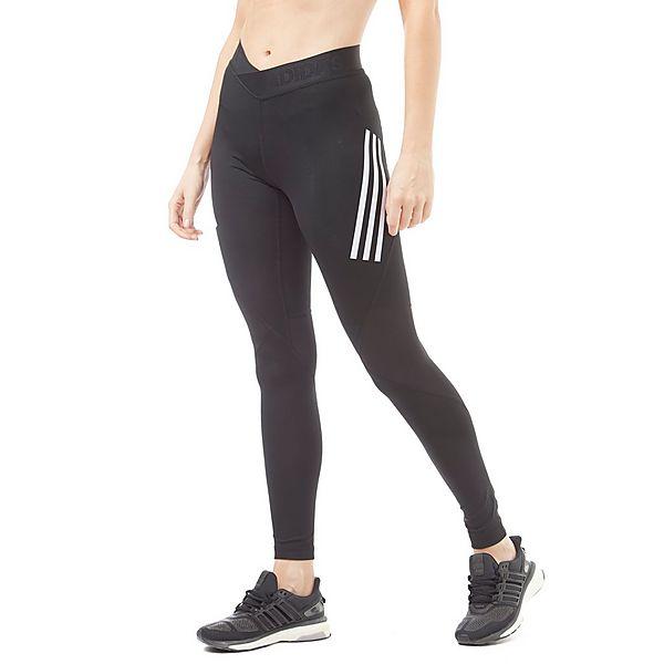 a8e58ec1987fe adidas Alphaskin Sport 3-Stripes Women's Long Training Tights ...