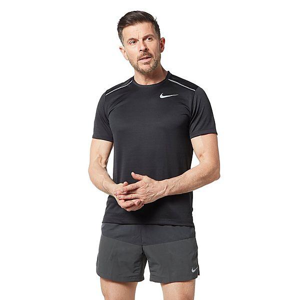 finest selection 42dcb 4fc41 Nike Miler Men s Short Sleeve Running T-Shirt
