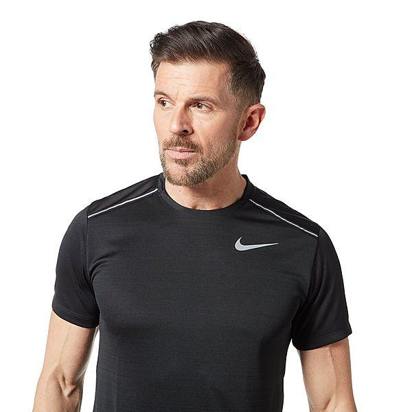 Nike Miler Men's Short Sleeve Running T-Shirt