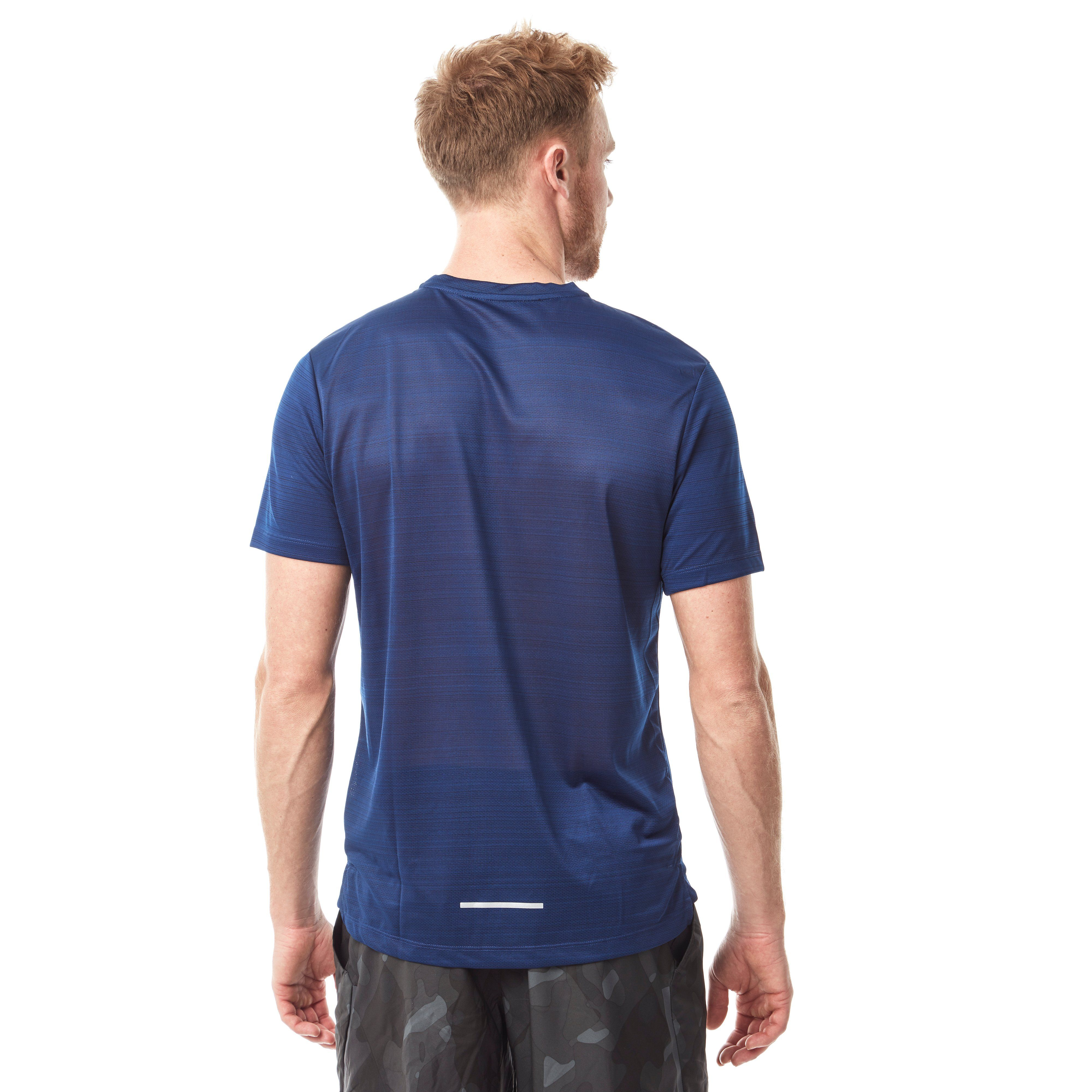 Nike Miler Men's Short Sleeve Running T-Shirt