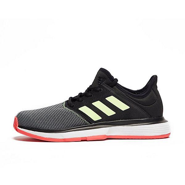 e4319653bff adidas Solecourt XJ Junior Tennis Shoes | activinstinct