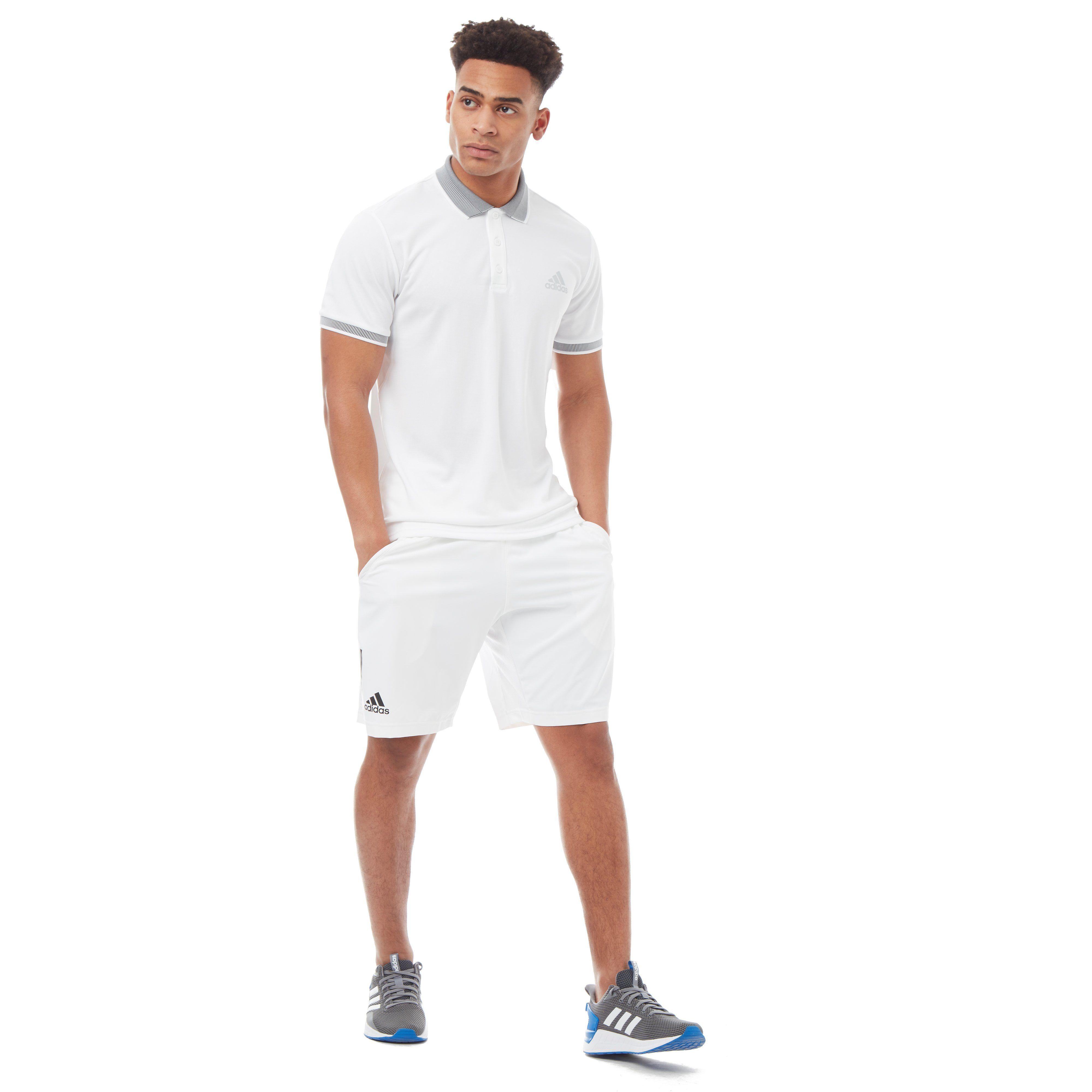 adidas Club Solid Men's Tennis Polo Shirt