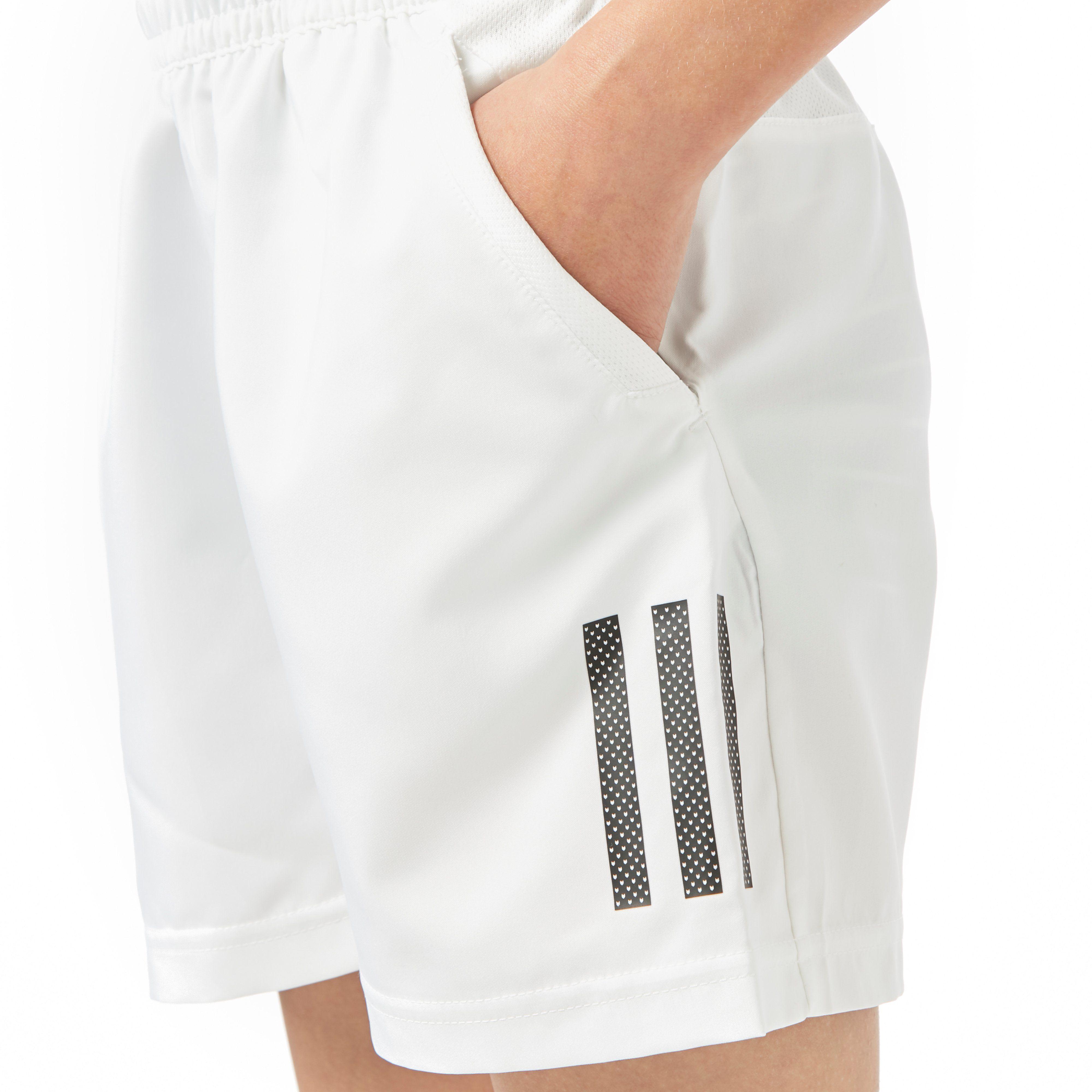 adidas 3-Stripes Club Boys' Tennis Shorts
