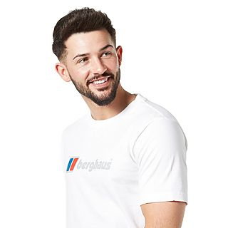 Berghaus Logo Short Sleeve Men's T-Shirt