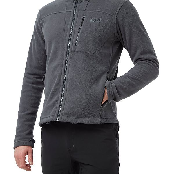 newest 416d6 b6fc8 Jack Wolfskin Watson Full Zip Men's Fleece | activinstinct