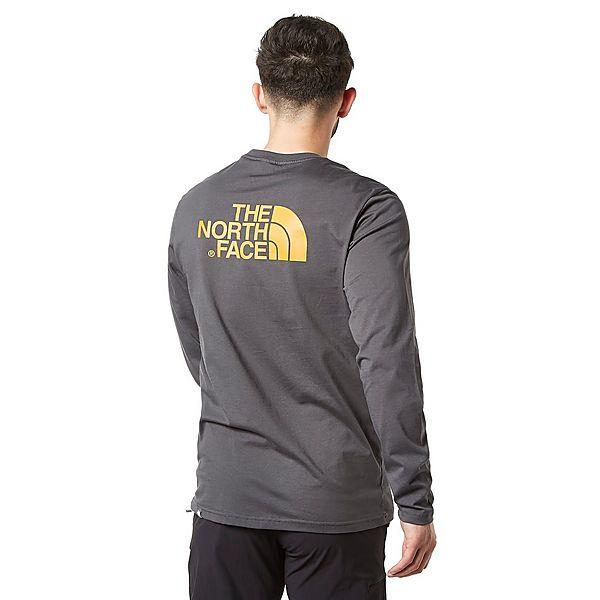 e95e8410a The North Face Long Sleeve Easy Men's T-Shirt   activinstinct